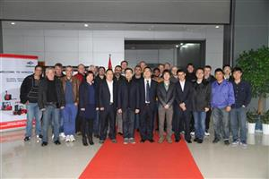 2014 HANGCHA GLOBAL DEALERS' SERVICE TRAINING