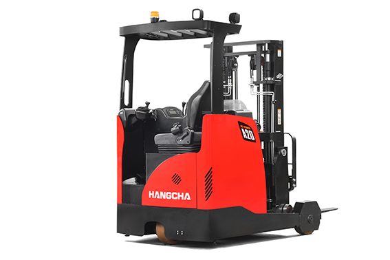 New Product Launch: 1.2~2.0t A Series Reach Truck