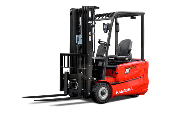 3-wheel Electric Forklift 3,000-4,000lbs