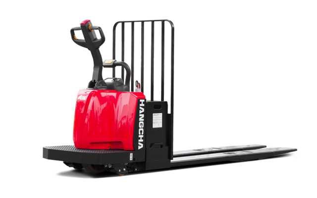 End Control Rider Pallet Truck 8,000lbs