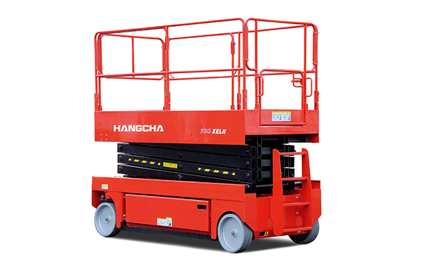 Scissor Lifts 21ft/25ft 6in/26ft 6in/33ft 5in/40ft/46ft 2in