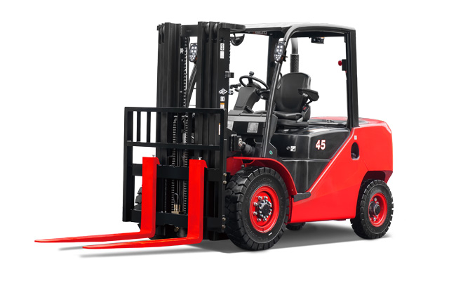 Mid Pneumatic Forklift  8,000-10,000lbs