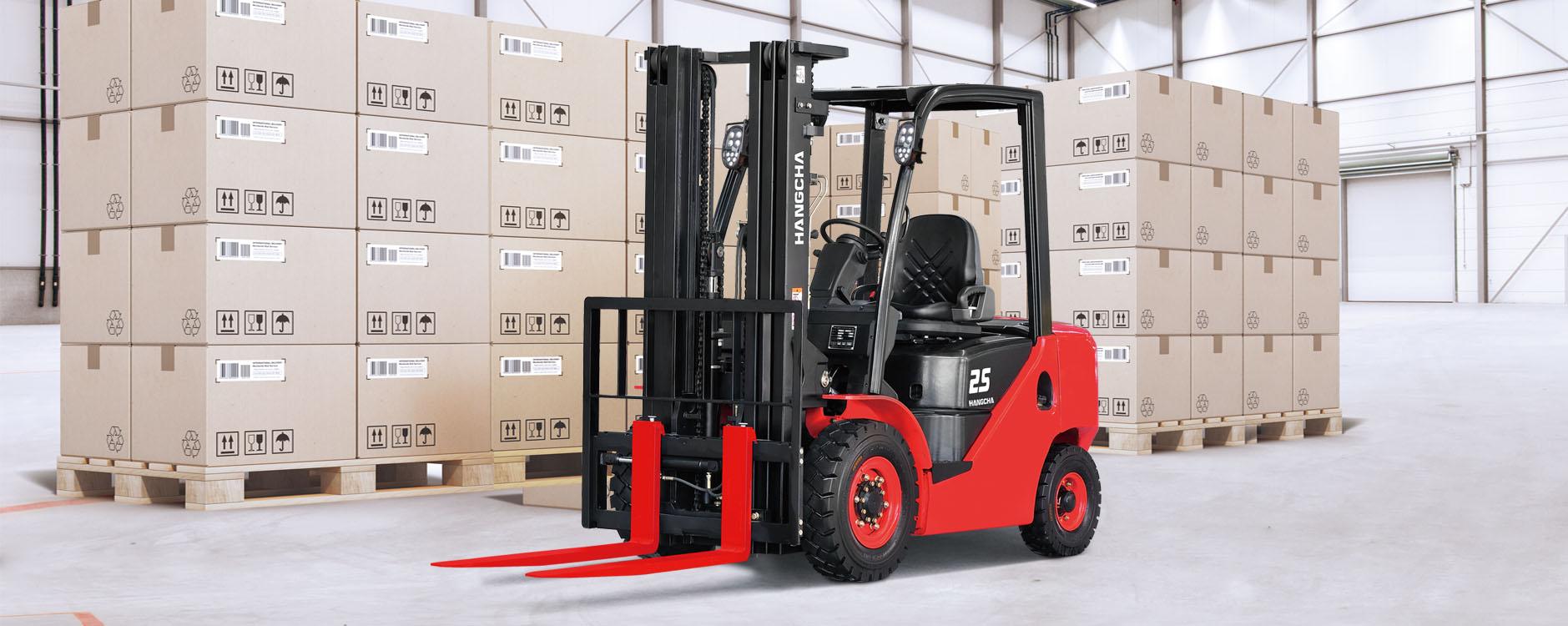 New, 2021, HC Forklift (HANGCHA), FP25, Forklifts / Lift Trucks