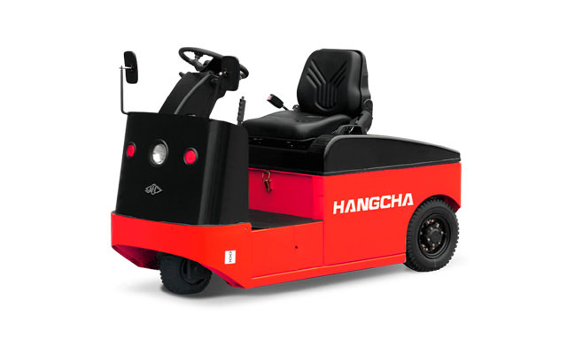 Electric Tow Tractor 4,000-13,500lbs