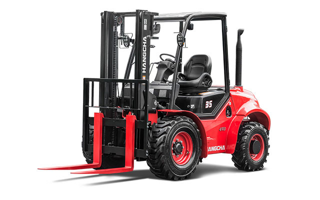 Four-Wheel Drive Rough Terrain 5,000-7,000lbs
