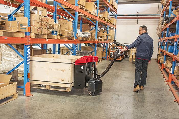New Product Launch: 4000lb A Series Mini Pallet Truck