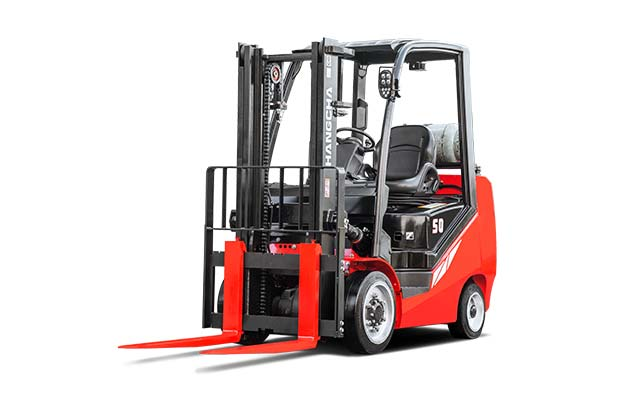 IC Cushion Forklift 4,000-6,500lbs
