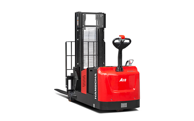 A Series Walkie Counterbalanced Stacker 2,000-4,000lbs
