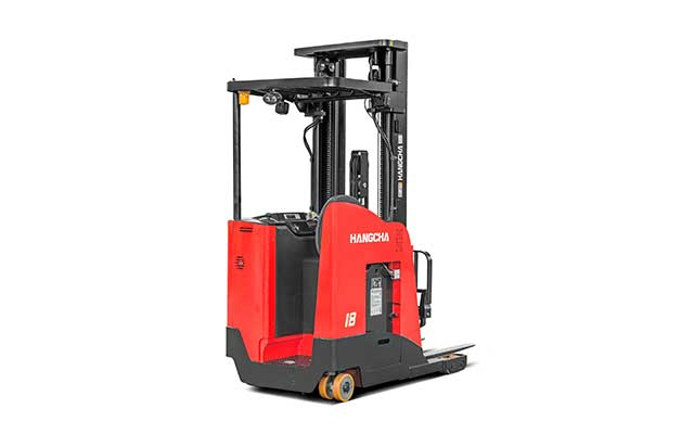 X Series Narrow Aisle, Single Reach 3,000-4,500lbs