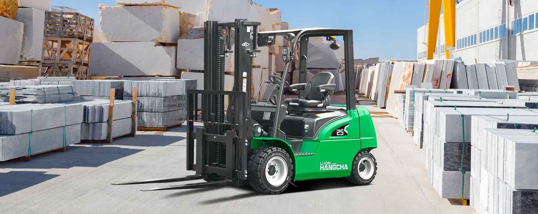 New, 2021, HC Forklift (HANGCHA), FB25Li, Forklifts / Lift Trucks