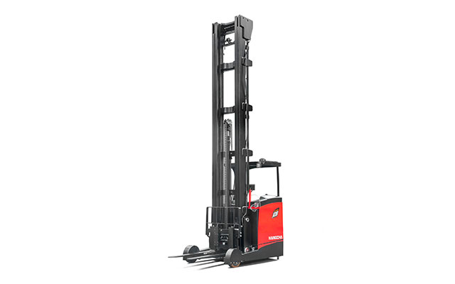 A Series Moving Mast Reach Truck 2,500-4,500lbs