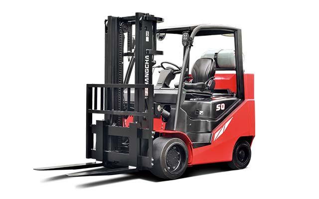IC Cushion Forklift 8,000-12,000lbs