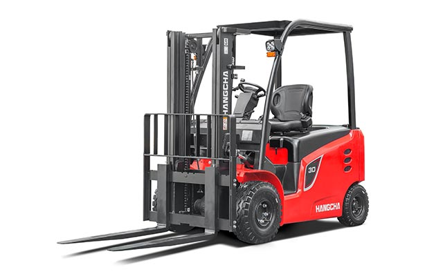 Electric Pneumatic Forklift 4,000-7,000lbs